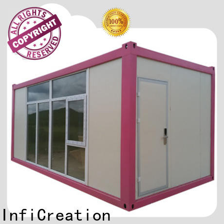 long lasting storage container houses supplier for booth