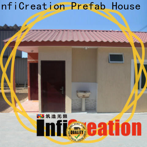 InfiCreation custom container homes manufacturer for toilet