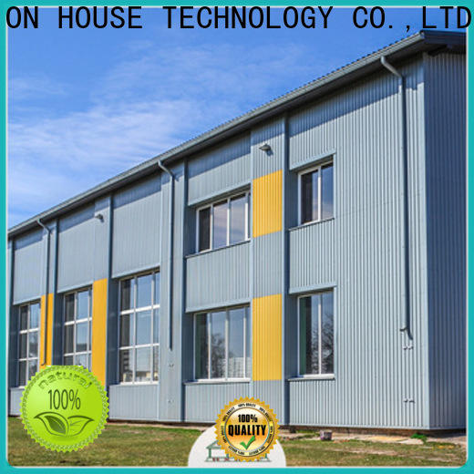 InfiCreation fast assembly prefab warehouse building factory price for company