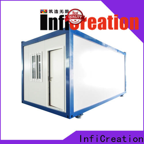 recyclable premade container homes customized for accommodation