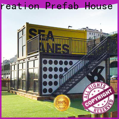 InfiCreation modern cargo container house directly sale for carport