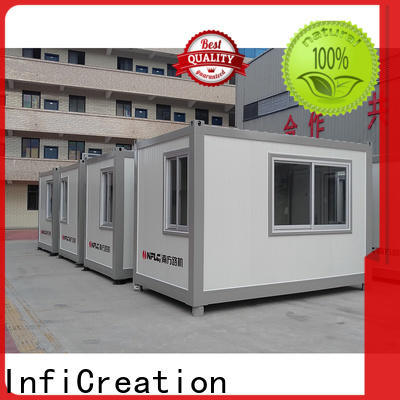long lasting modular container homes factory for accommodation