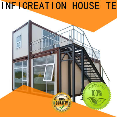 InfiCreation low cost modular container homes supplier for toilet