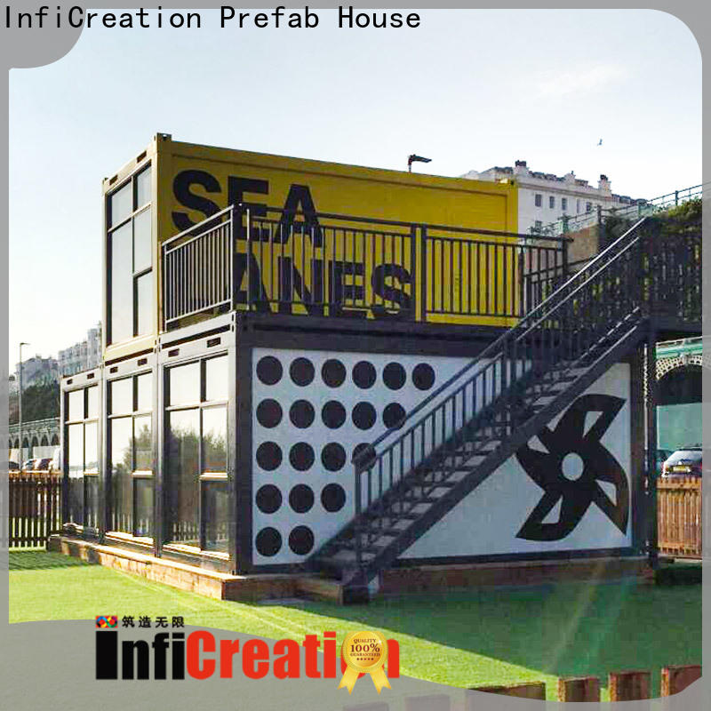 tiny premade container homes manufacturer for toilet