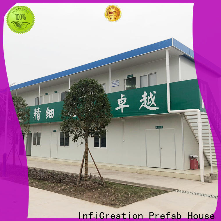 InfiCreation prefab container homes directly sale for office