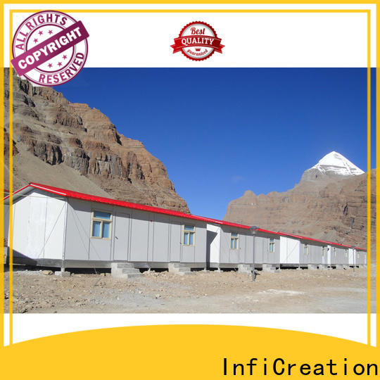 InfiCreation fast assembly temporary site accommodation wholesale for office