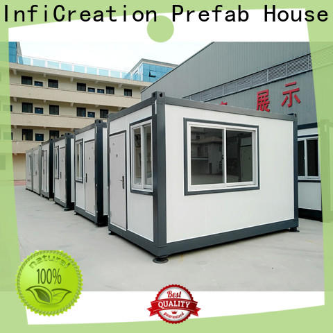InfiCreation modern modular container homes supplier for carport
