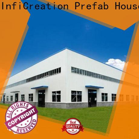 InfiCreation modern premade warehouse design for factory