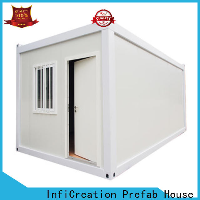 InfiCreation low cost custom container homes directly sale for carport