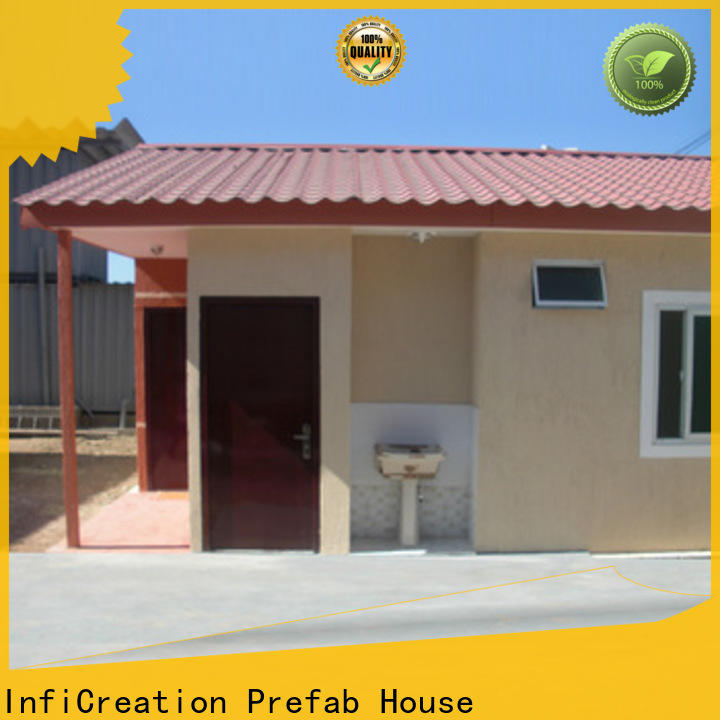 InfiCreation cargo container homes supplier for carport
