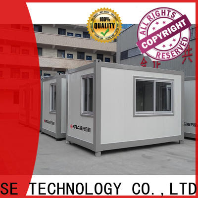 InfiCreation storage container houses factory for toilet