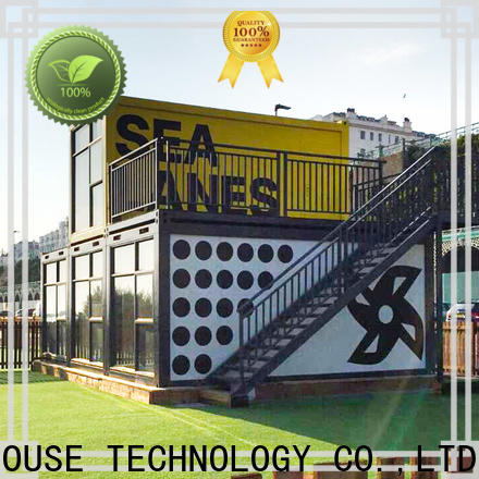 long lasting cargo container homes factory price for accommodation