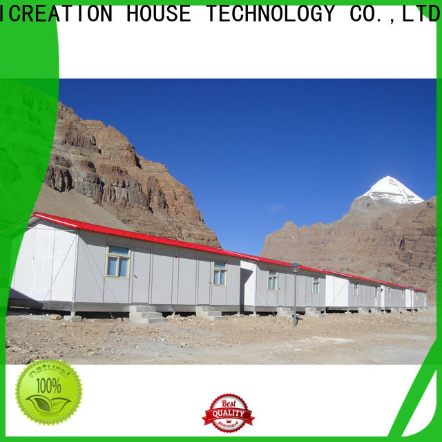 InfiCreation movable site accommodation units manufacturer for office