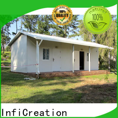 InfiCreation site cabins wholesale for office