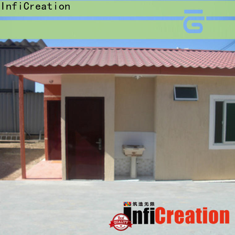 InfiCreation storage container houses factory for accommodation