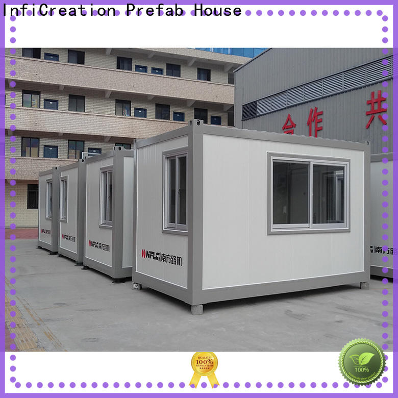 InfiCreation storage container houses directly sale for office