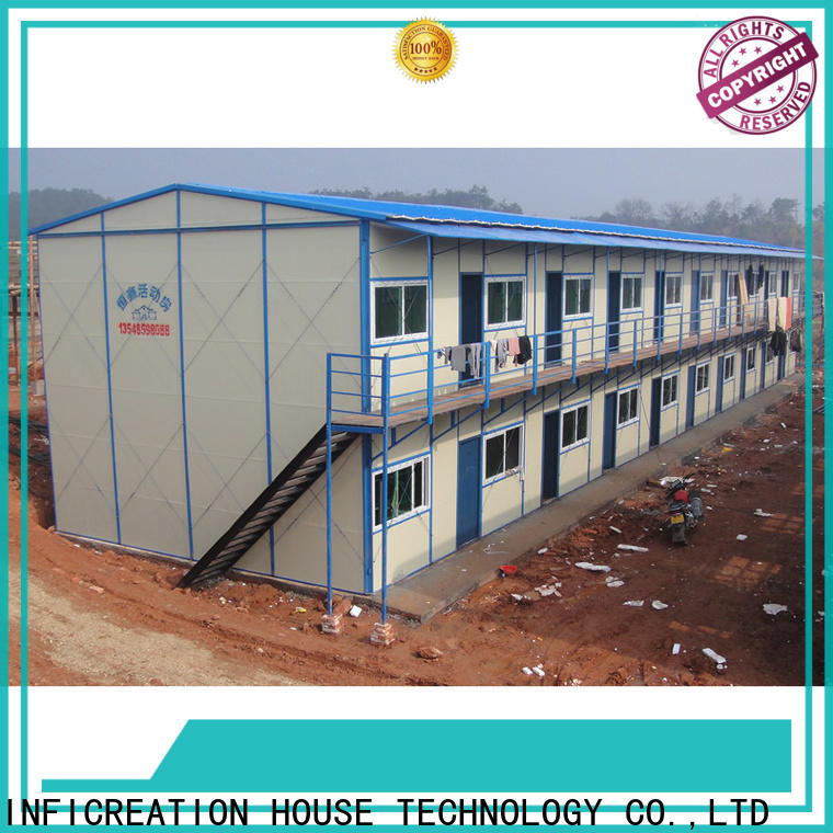 high quality temporary site accommodation supplier for shop