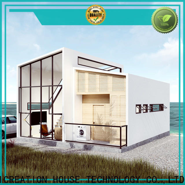 InfiCreation pre fabricated cottages factory price for hotel