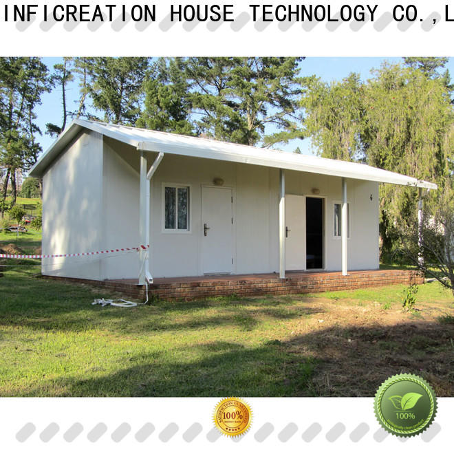 InfiCreation cost-effective site cabins supplier for accommodation