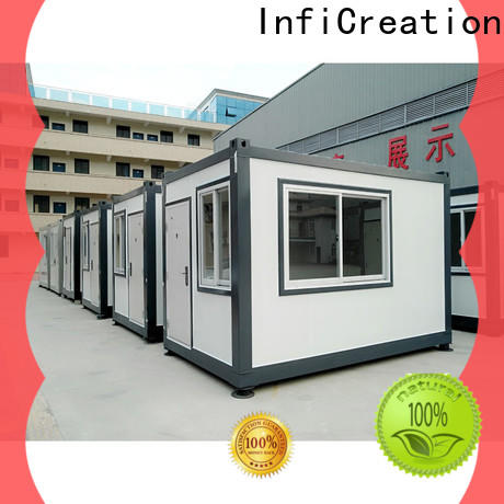 InfiCreation freight container homes factory for toilet