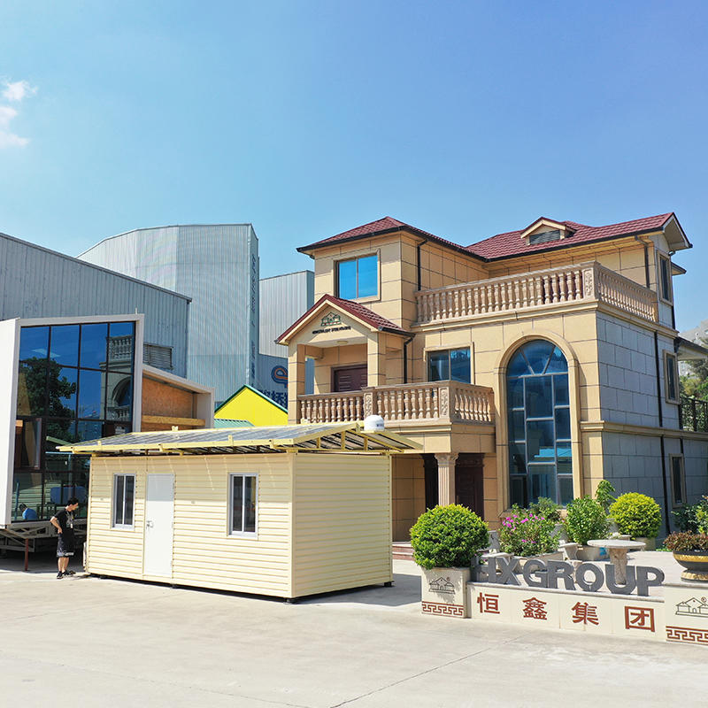 high quality prefabricated k house manufacturer for office