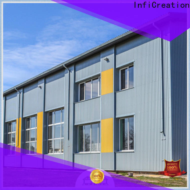 environmental friendly prefab steel warehouse manufacturer for factory