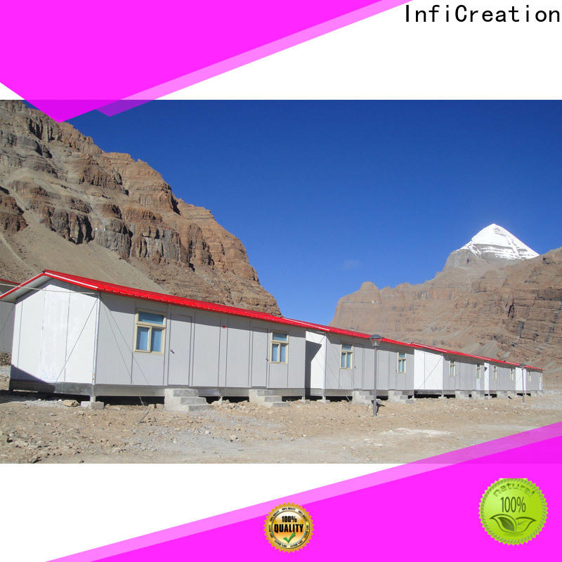 earthquake resistant construction site accommodation wholesale for bedroom