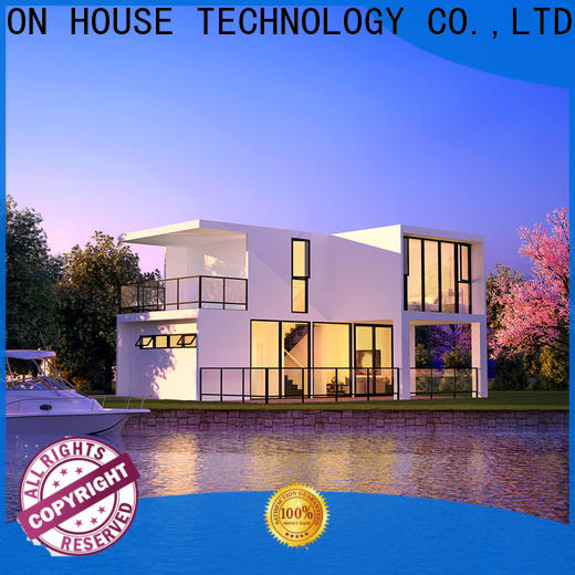 InfiCreation luxury prefabricated homes designer for resorts