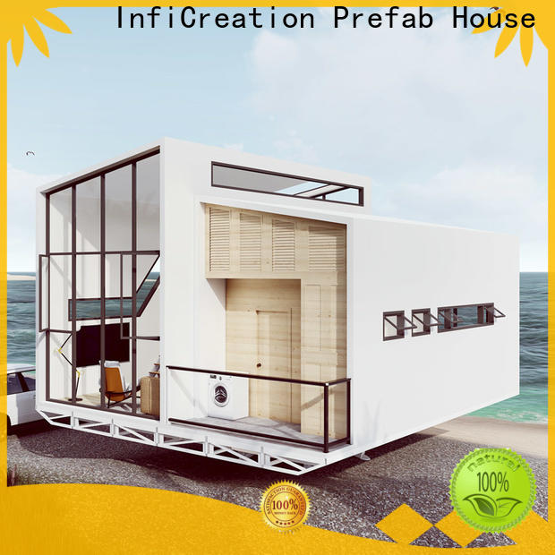 InfiCreation premade cottages custom for hotel
