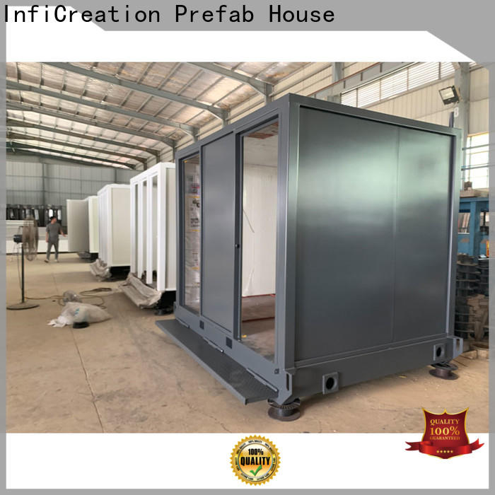low cost cargo container homes customized for carport