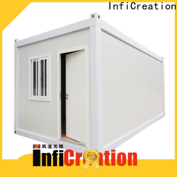 InfiCreation low cost custom container homes customized for accommodation