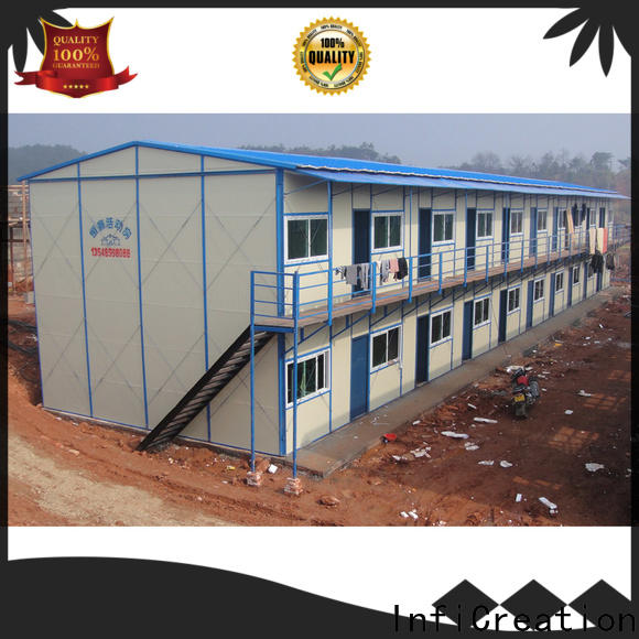 InfiCreation site accommodation units supplier for shop