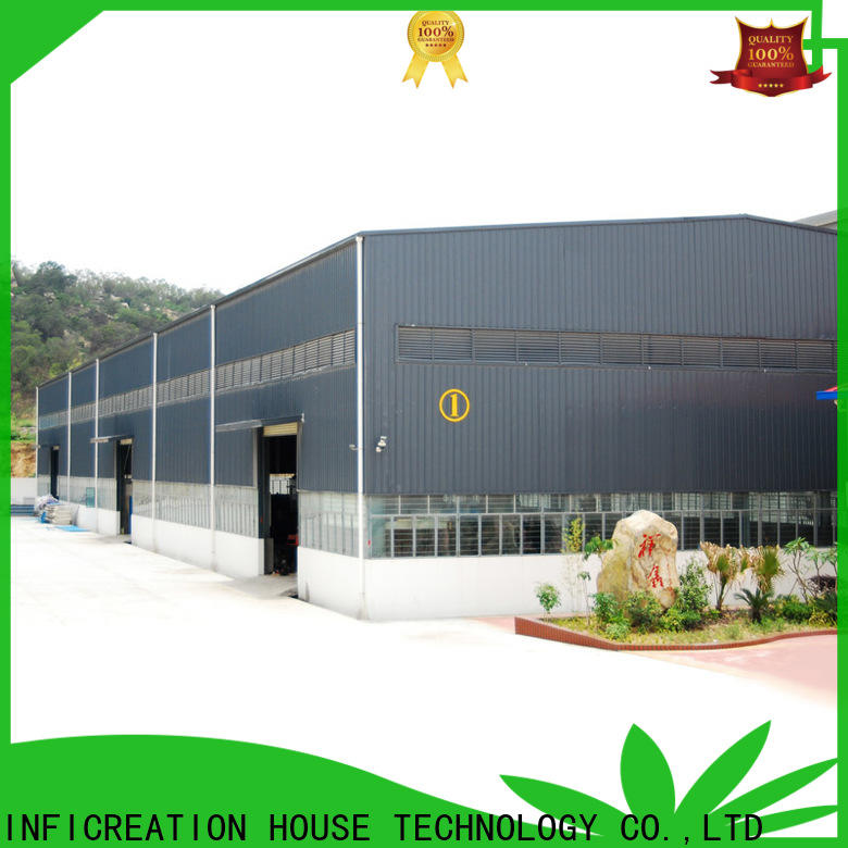 durable prefabricated warehouse buildings customized for storage