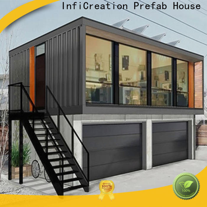 tiny custom container homes supplier for booth