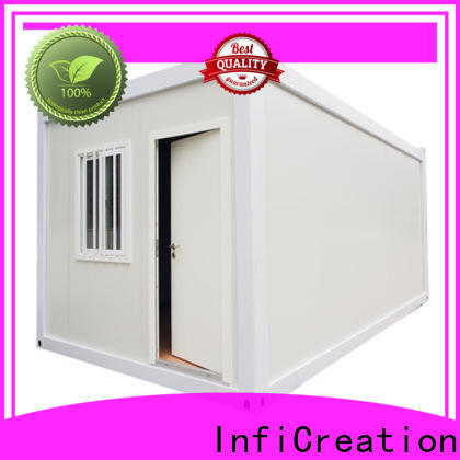 InfiCreation modern prefab container homes factory for office
