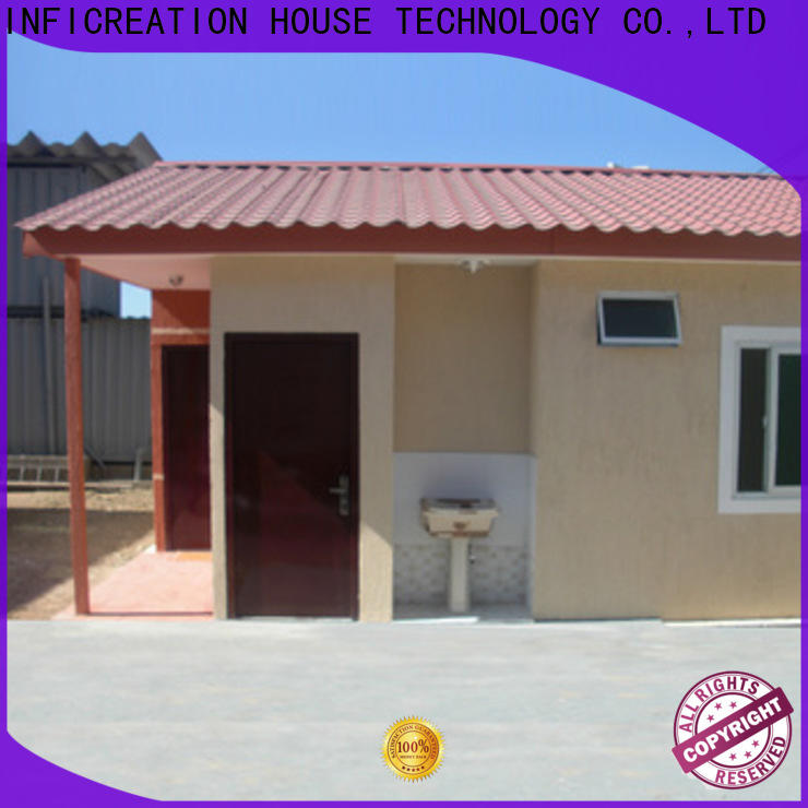 low cost modular container homes manufacturer for carport