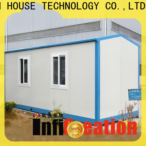 low cost prefab storage container homes factory price for booth