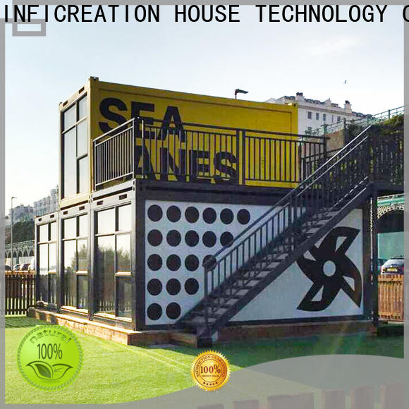 durable prefab container homes directly sale for booth