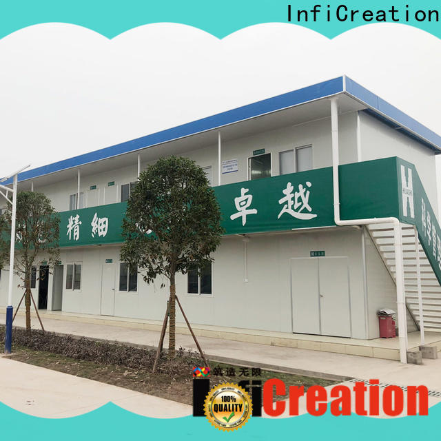 durable pre built container homes factory price for office