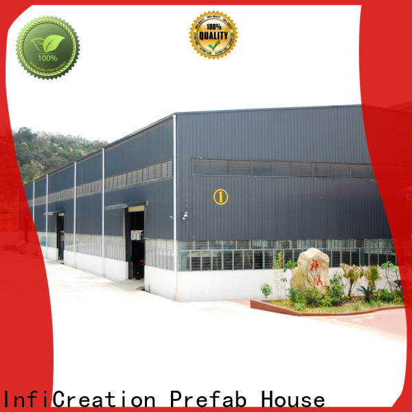 InfiCreation durable premade warehouse directly sale for storage