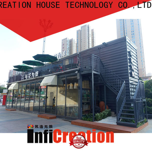 custom pre manufactured homes manufacturers for office