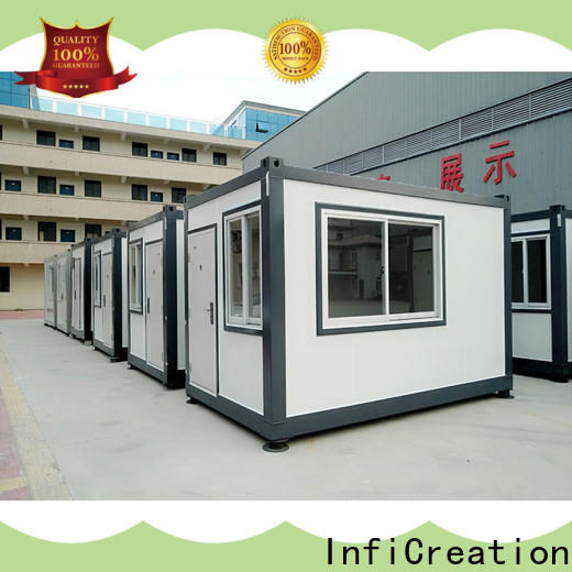 recyclable storage container houses customized for carport