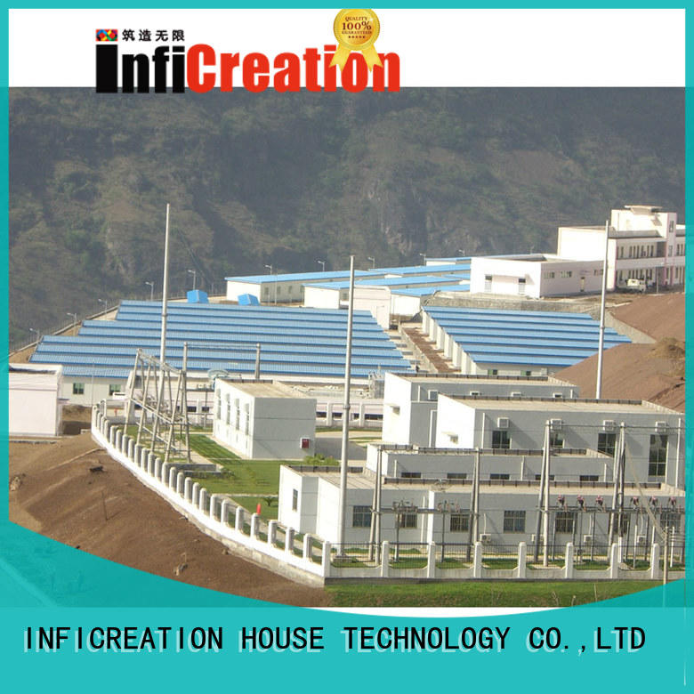InfiCreation pre manufactured homes