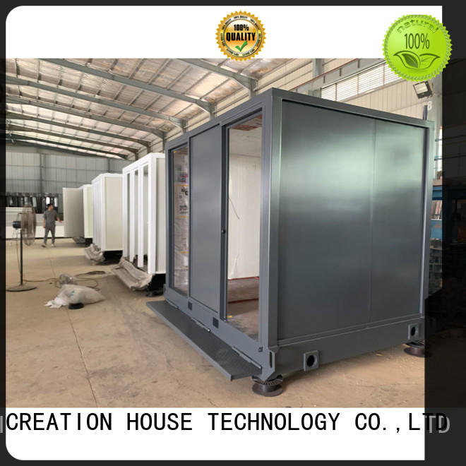 prefab container house InfiCreation
