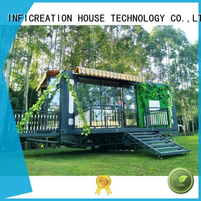 tiny premade container homes factory for toilet