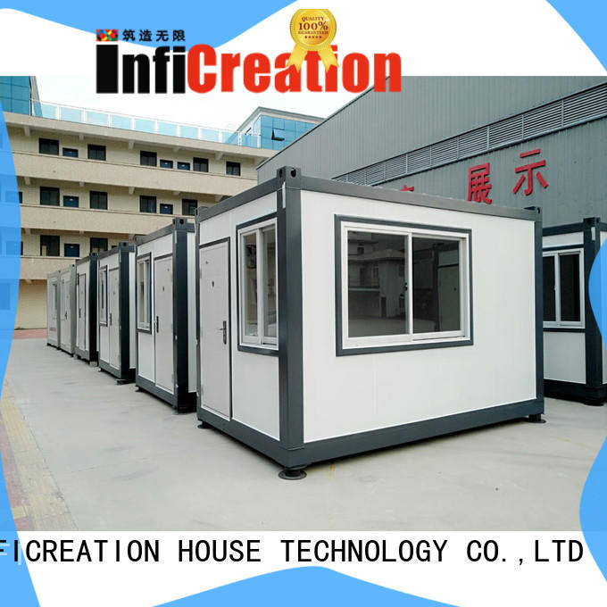 InfiCreation prefab container house