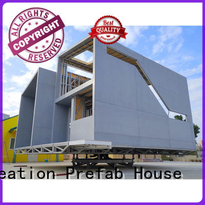 InfiCreation mobile prefab modular homes manufacturer for accommodation
