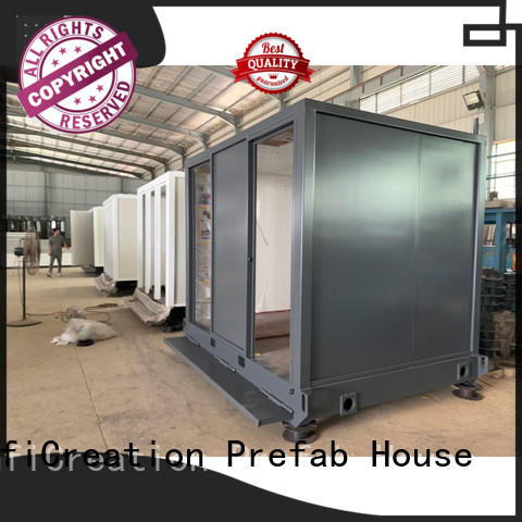 durable premade container homes supplier for office