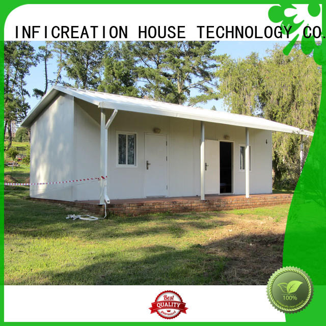 InfiCreation high quality site accommodation units supplier for shop