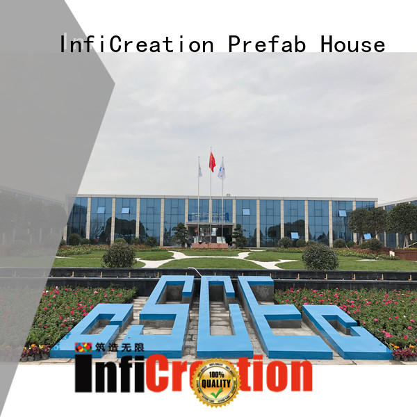 InfiCreation fast assembly site accommodation manufacturer for office